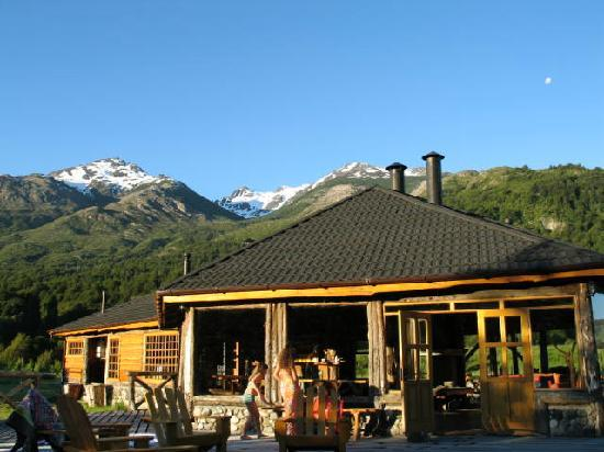 The Lodge at H2O Patagonia