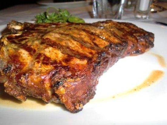 Shula's Steak House: Das Steak
