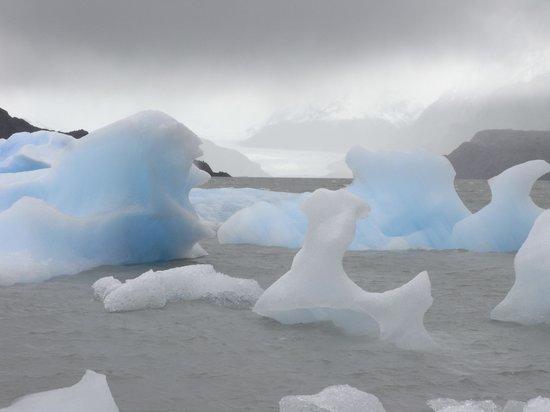 Aisen Region, Chili: Gletscherabbrüche