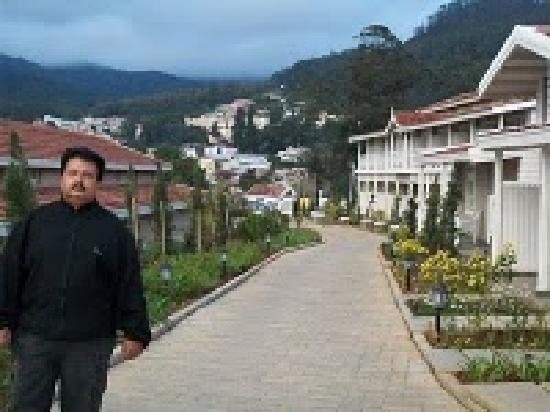 The Bed Picture Of Club Mahindra Derby Green Ooty