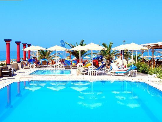 Odyssia beach hotel bewertungen fotos preisvergleich for Swimming pool preisvergleich