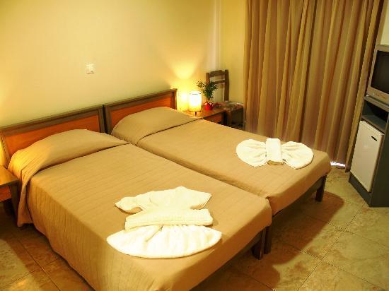 Odyssia Beach Hotel : Santard Room