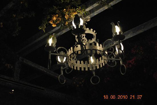 Diles: The Chandelier