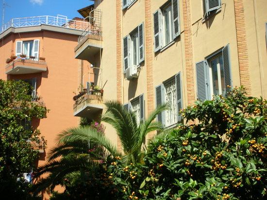 Casa Cibella: B&B esterno
