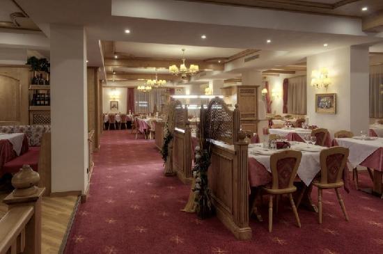 Hotel Cristallo: ristorante - restaurant