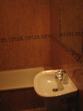 El Angliru: The Bathroom
