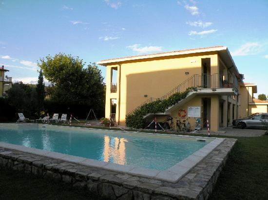 Park Hotel Residence Montigeto: swimming pool