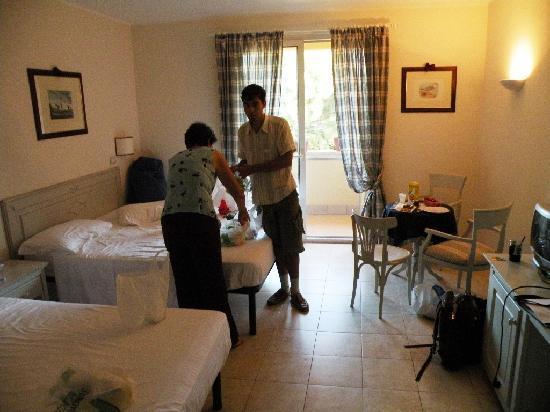 Park Hotel Residence Montigeto: room