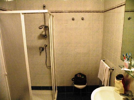 Park Hotel Residence Montigeto: bath room