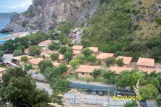 Hotel Arcomagno Club Village: villaggio dall'alto