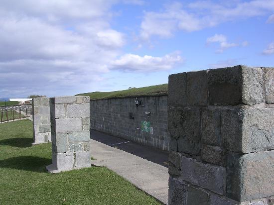 La Promenade des Gouverneurs : Citadel