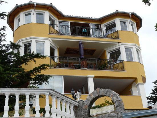 Smokvica, โครเอเชีย: Das Haus