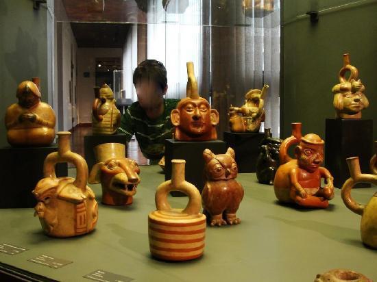 Santiago, Chile: Museum