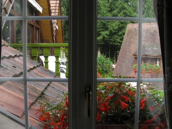 Hostellerie La Cheneaudiere - Relais & Chateaux: vista