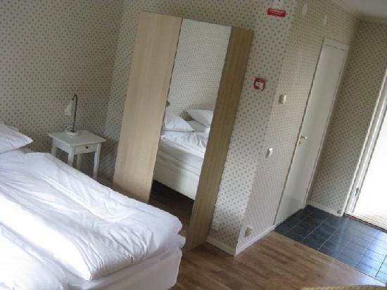 Vetlanda, Sweden: one of the new rooms