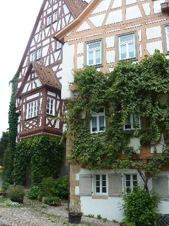 Hotel Neckarblick: picturesque Bad Wimpfen