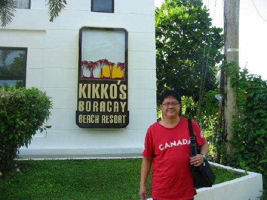 Kikko's Boracay Beach Resort : My First Time Out at Kikkos..