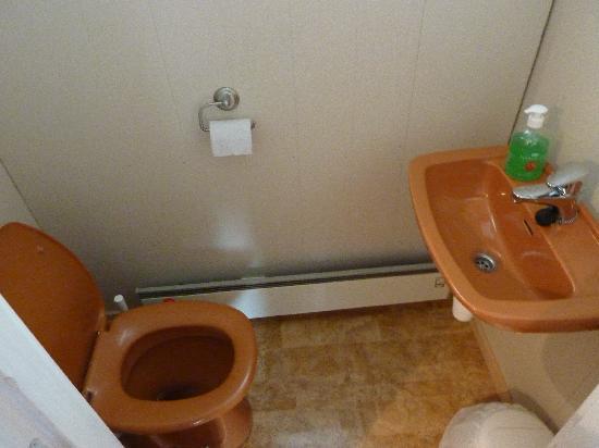 Eplet Bed & Apple: wc