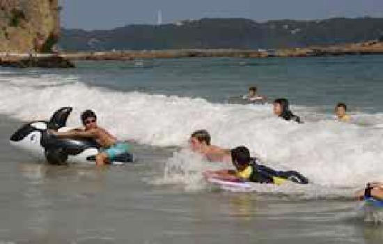 Guesthouse tabi-tabi, Shimoda: surf style