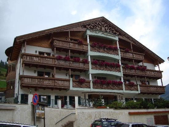 Arabba, إيطاليا: Hotel Alpenrose Arabba
