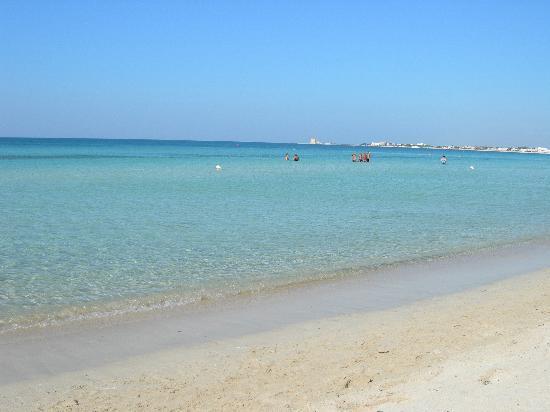 Lido Bacino Grande : mare
