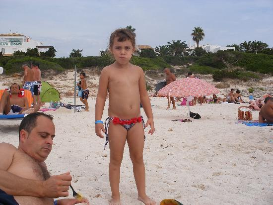Eden Village Siesta Playa: un dia de playa