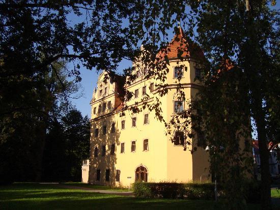 Schlosshotel Althornitz: Hotelansicht