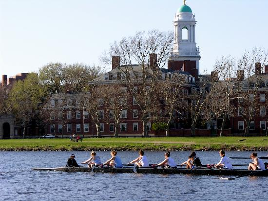 Cambridge, MA: Rowers