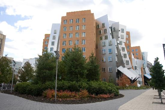 Cambridge, MA: Stata Center