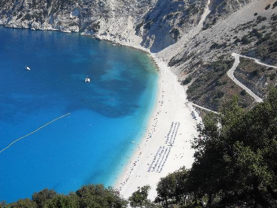Apollonion Resort & Spa Hotel: myrtos beach