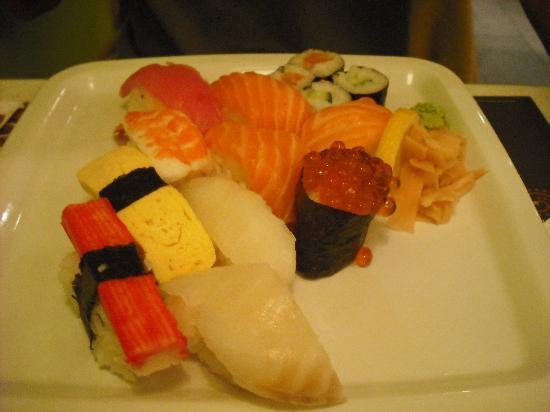 Akakiko: sushi misto