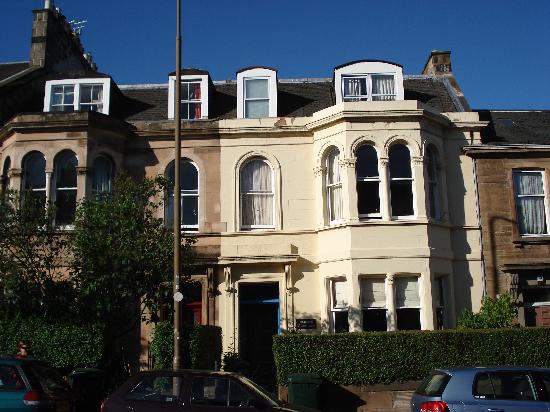 Balmoral Guesthouse: fachada