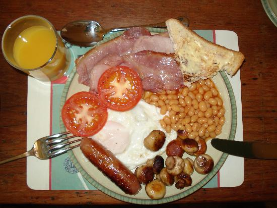 Balmoral Guesthouse: Scottish breakfast