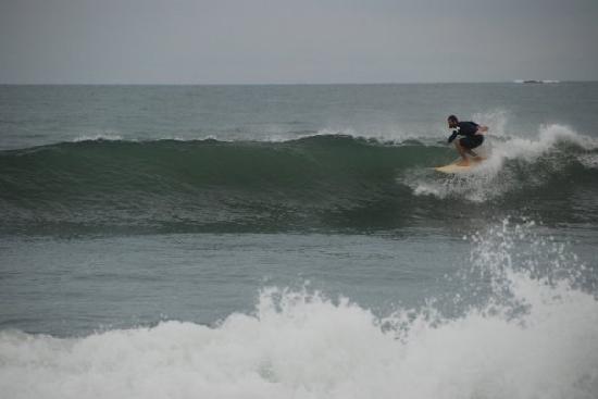 Eco Venao: Ru surfing