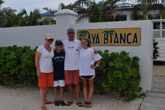 Playa Blanca Villa: Getting Ready to Leave