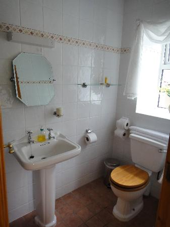 Hillcrest View Bed and Breakfast: Bathroom