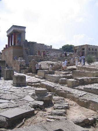 The Palace of Knossos: Knossos