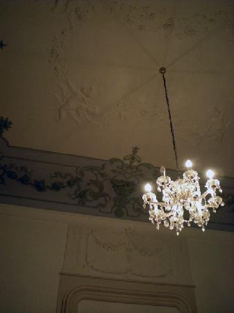 Villa Raczynski: Room with a view