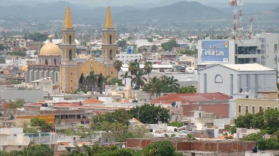 Mazatlan, Mexico: cathedral