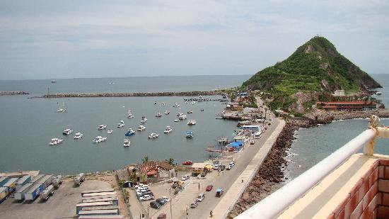 Mazatlan, Meksiko: light house boats
