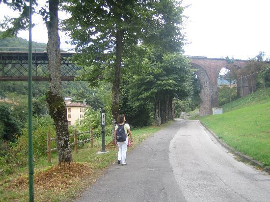 B&B Sartoni Flavio: a piedi nella valle del Lamone