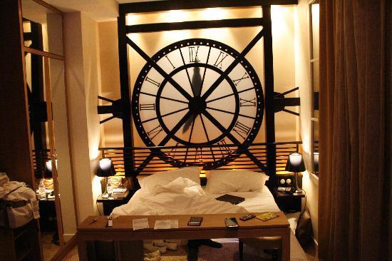 Hôtel Design Secret de Paris : Musee d'Orsay room