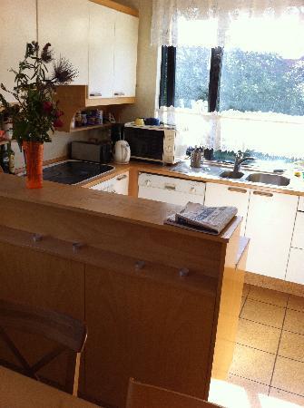 Three Peaks Inn: kitchen