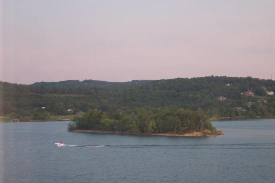 Westgate Branson Lakes Resort: Lake view