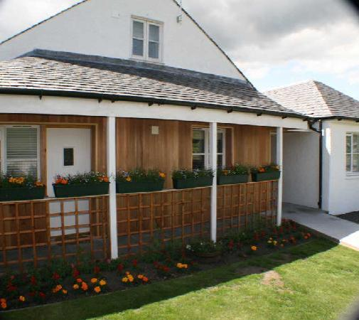 Hillhead Farm Lets: External of property