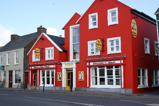 Dingle Bay Hotel Great Location On Strand