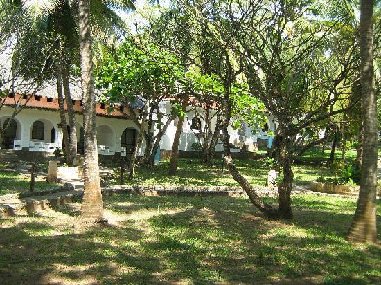 SheShe Baharini Beach Hotel: Grounds and villa