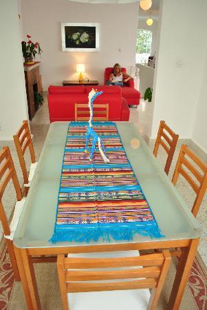 Dakota Bed & Breakfast: large open living space