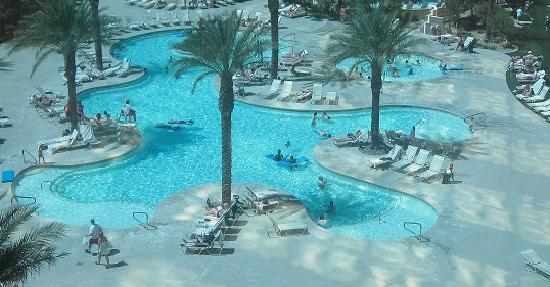 Pool Picture Of South Point Hotel Casino And Spa Las Vegas