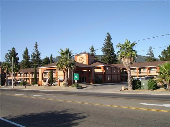 Travelodge Ukiah: Holiday Inn Ukiah